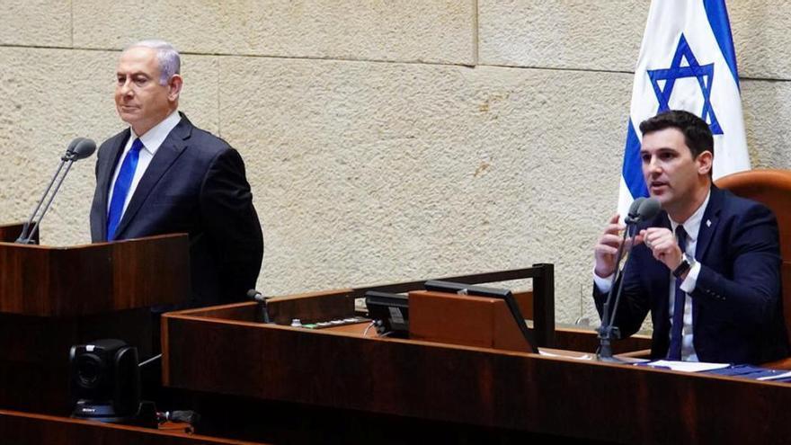 El nuevo Gobierno de Israel toma posesión y pone fin al bloqueo político