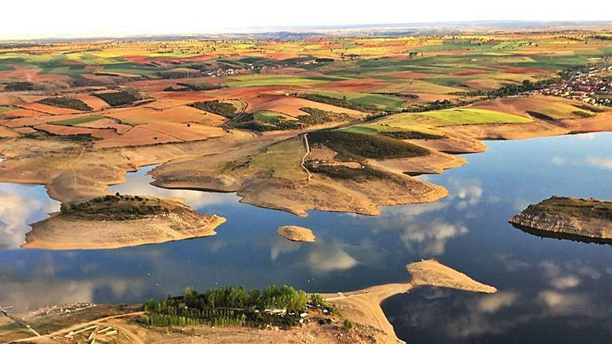Naturalistas de España y Portugal, contra la construcción de más presas en el Duero