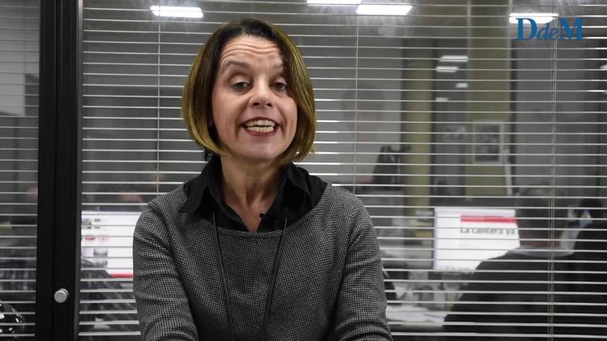María Ferrer: Fin de la legislatura