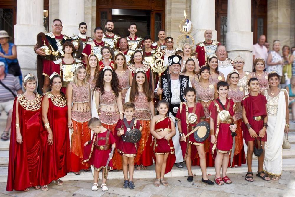 Tropas de los Carthagineses