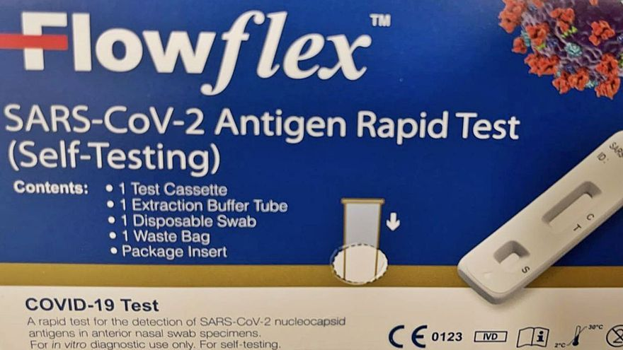 Las farmacias de Ibiza podrán vender test de antígenos a partir de hoy