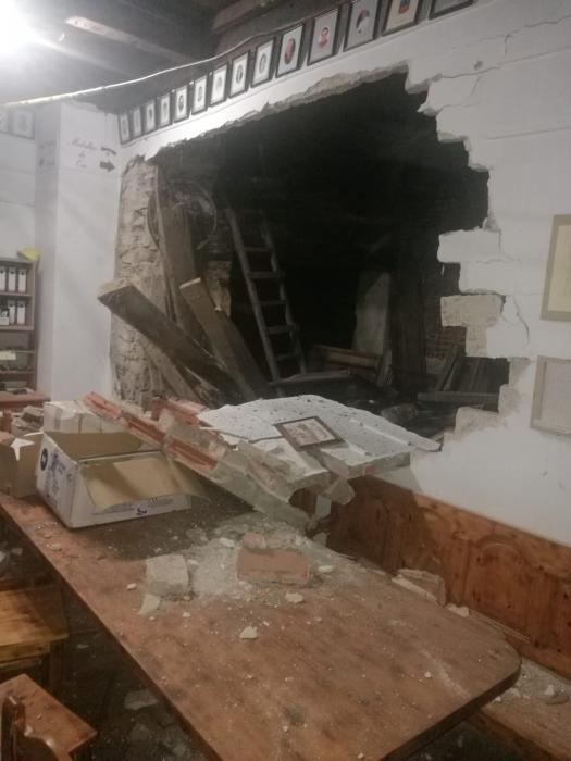 Decenas de heridos tras una explosión en las fiestas de Cangas del Narcea