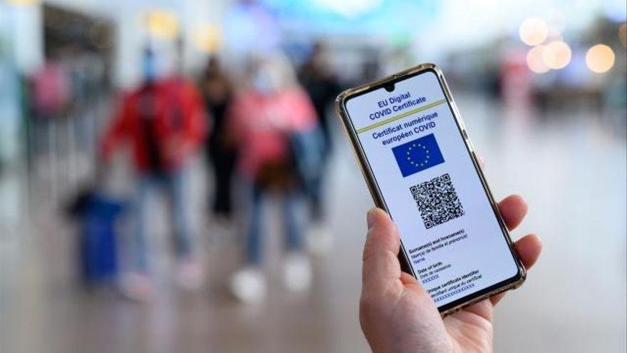 Cómo tener tu pasaporte Covid a mano en el móvil