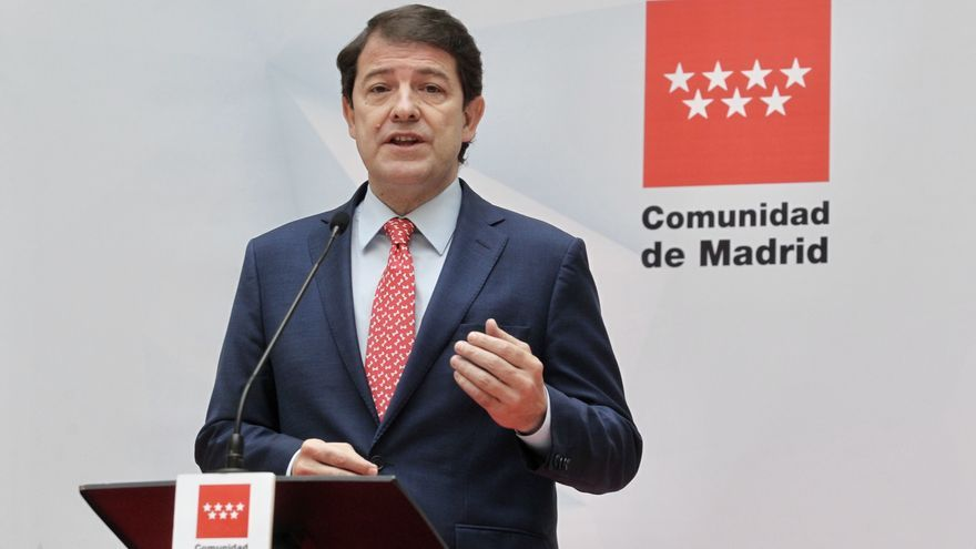 Mañueco avisa a Sánchez de que no será sumiso ante negociaciones bilaterales