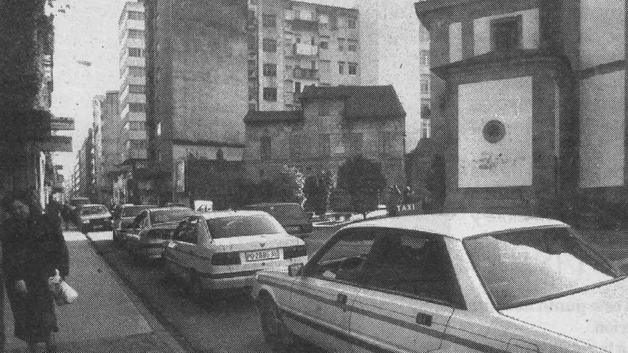 Pontevedra en el recuerdo | Cuando los coches eran los dueños de la calle