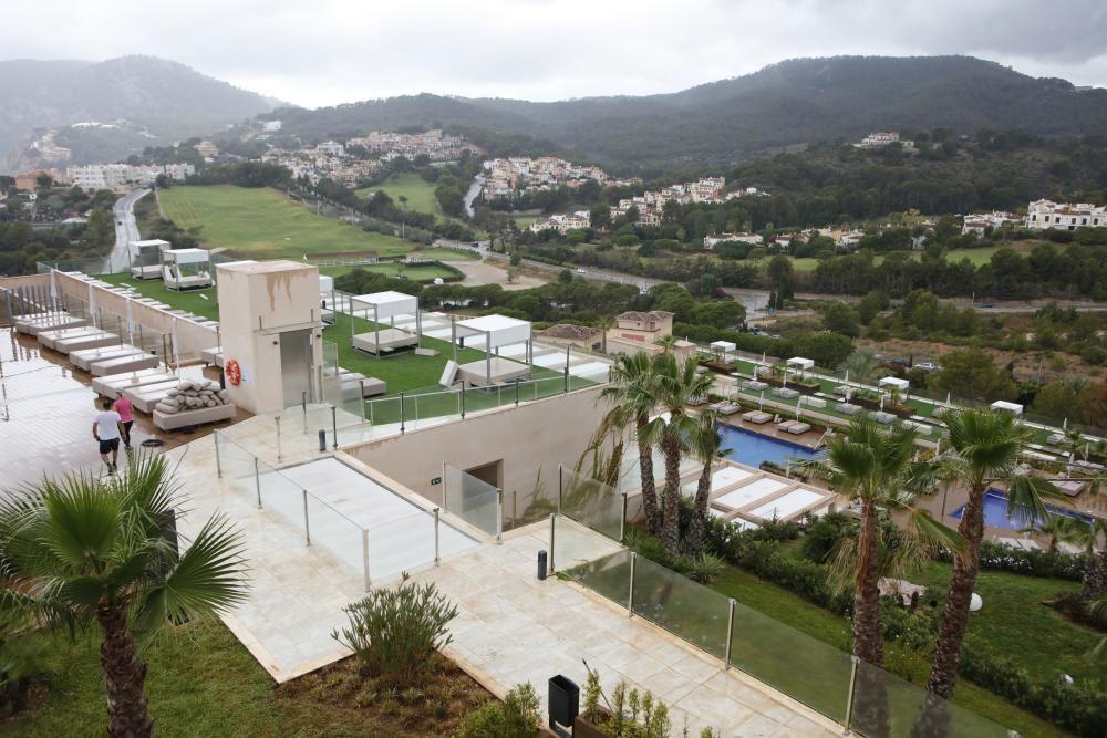 Das neue Zafiro-Hotel in Camp de Mar