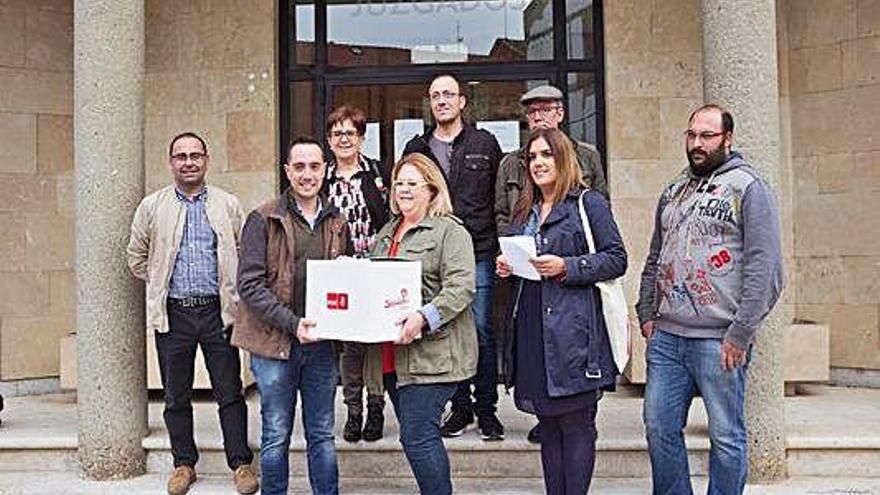 Elecciones en Benavente | Ocho formaciones políticas concurren a las elecciones municipales en la ciudad