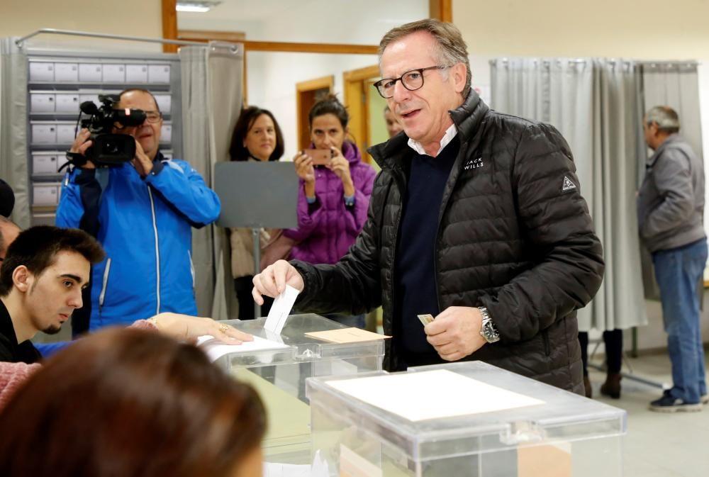 España votaciones electorales