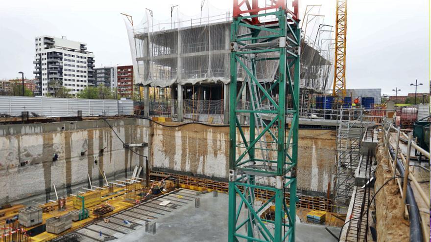 El Consell exigirá a las nuevas edificaciones un certificado previo de eficiencia energética