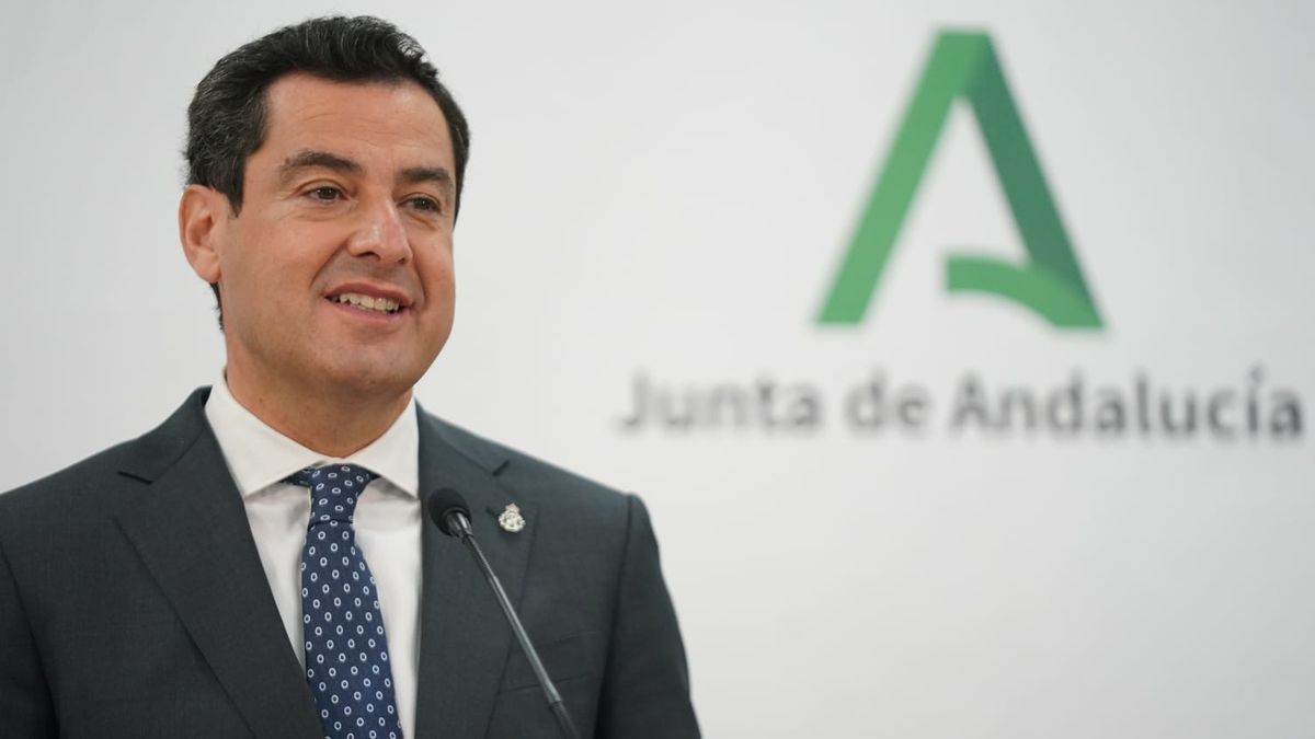 El presidente de la Junta, en una imagen de archivo.