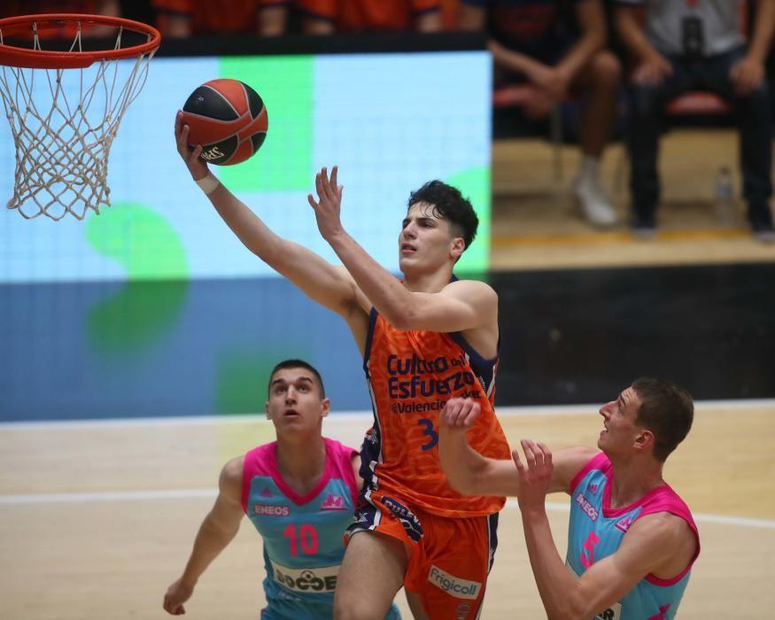 Valencia Basket - el Mega Sccerbet de Belgardo