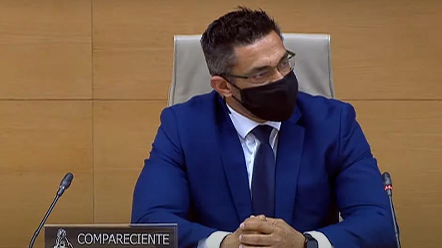 """El chófer de Bárcenas se niega a declarar en la comisión 'Kitchen': """"Se está investigando y no voy a contestar"""""""