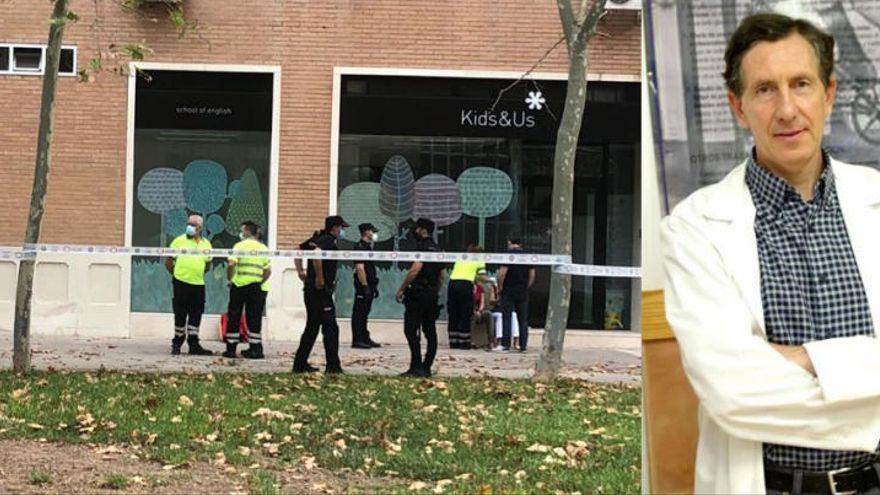 Detenido el sobrino del consejero de Sanidad de Murcia por matar a su padre