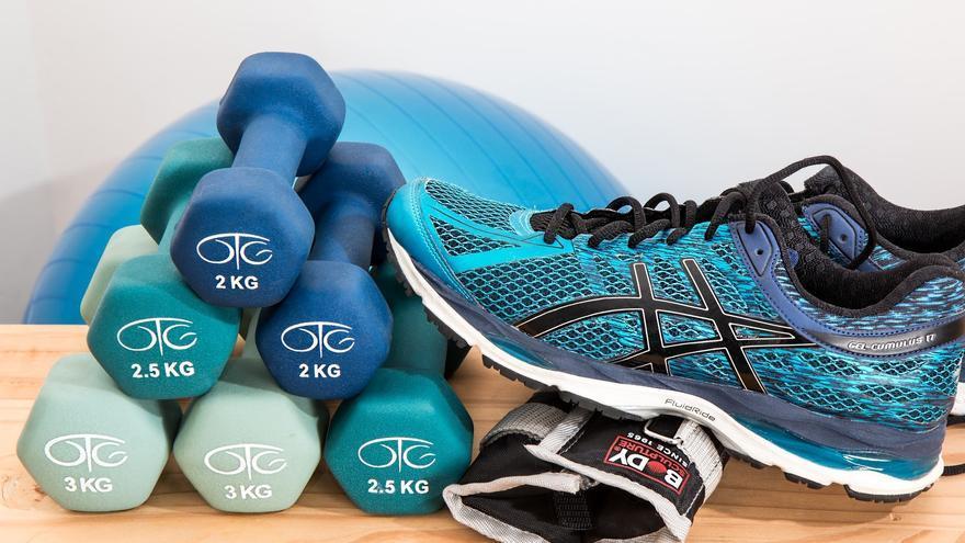 El sencillo y eficaz ejercicio para perder diez kilos en dos meses