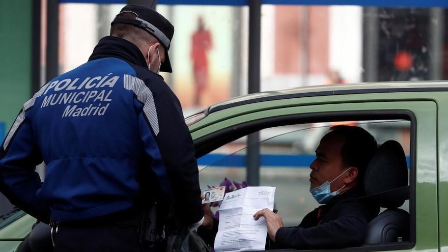 Madrid suma ocho municipios al confinamiento
