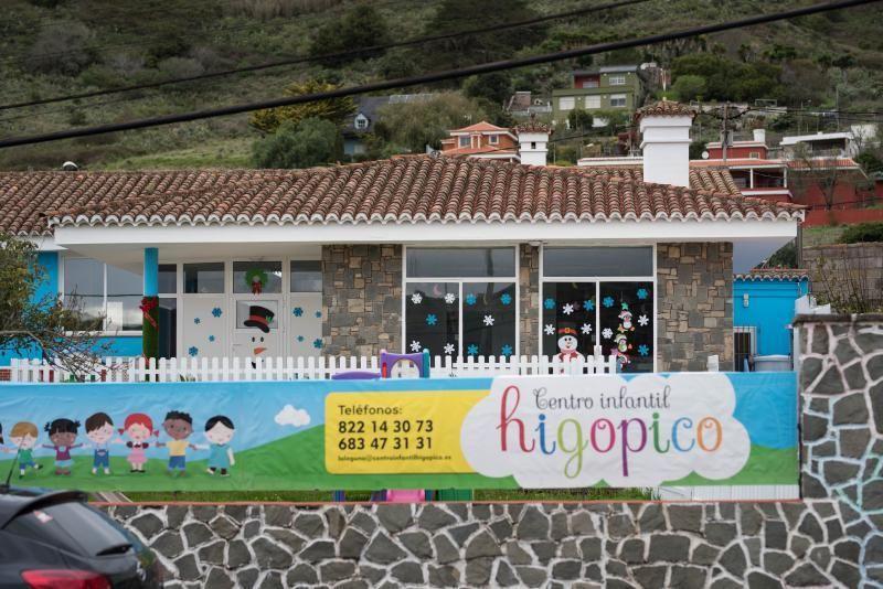 Centro infantil Higo Pico (La laguna)