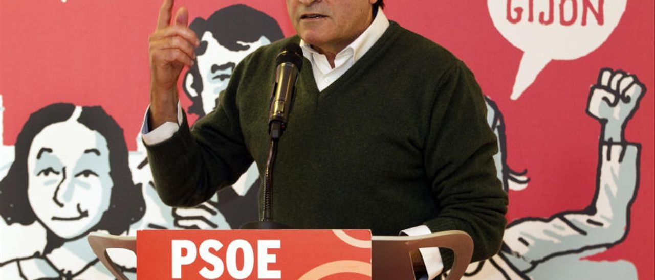 Conmemoración del 125.º aniversario de la fundación de la Agrupación Socialista de Gijón