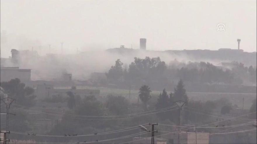 Turquia inicia una operació militar al nord de Síria contra les forces kurdes