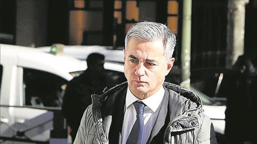 Costa podría eludir la prisión por su colaboración con Anticorrupción