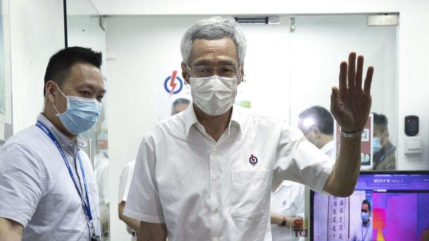 El partido gobernante PAP se impone en las elecciones legislativas en Singapur