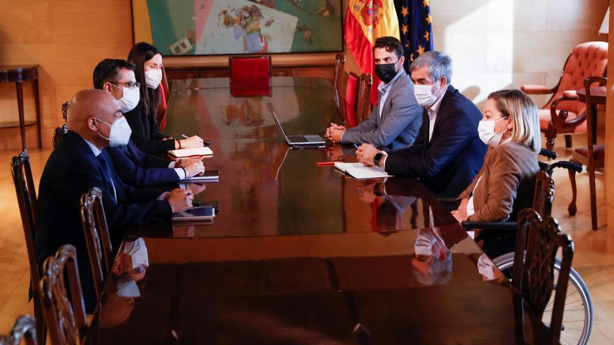 Madrid y CC mantienen sus diferencias sobre los presupuestos estatales para Canarias