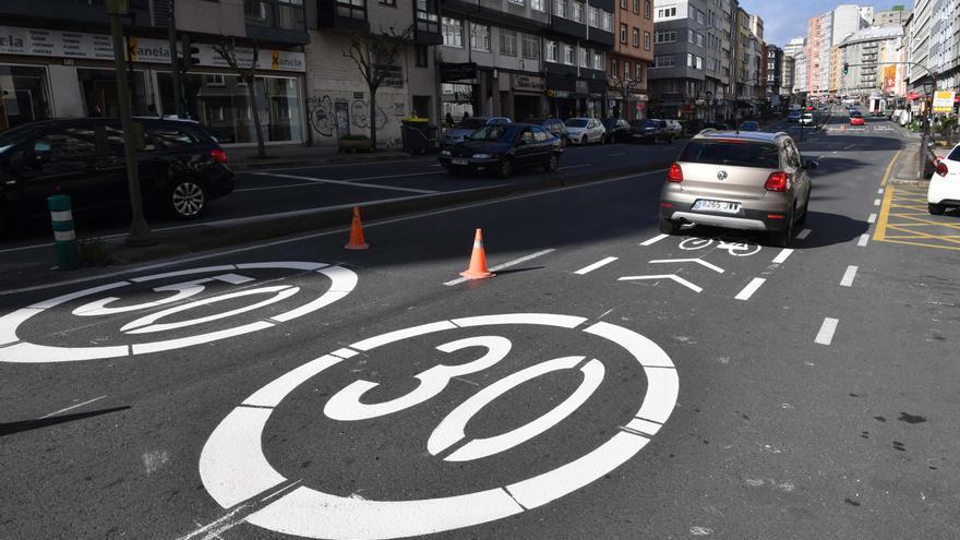 La avenida del Ejército superó en velocidad a la de Alfonso Molina todos los meses del año pasado
