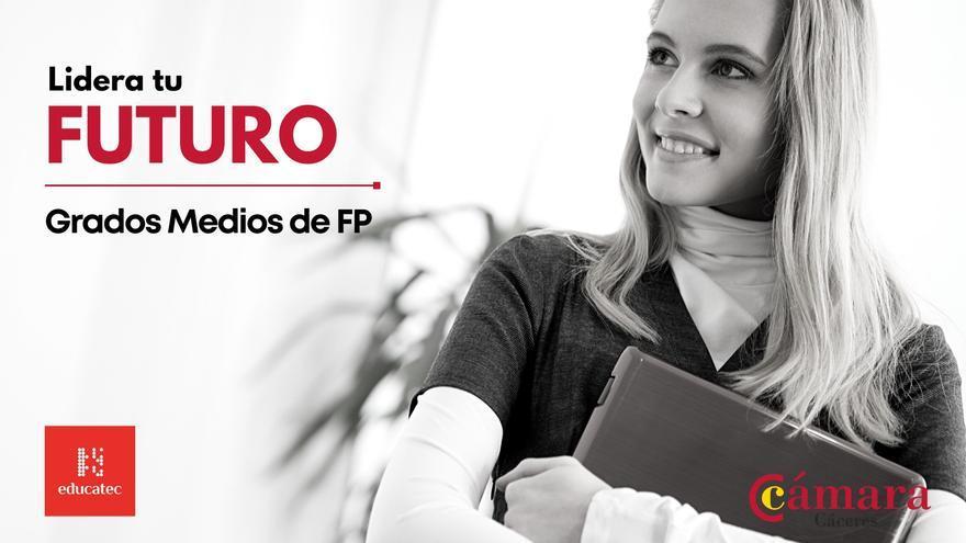 La Cámara de Comercio de Cáceres amplia su oferta formativa