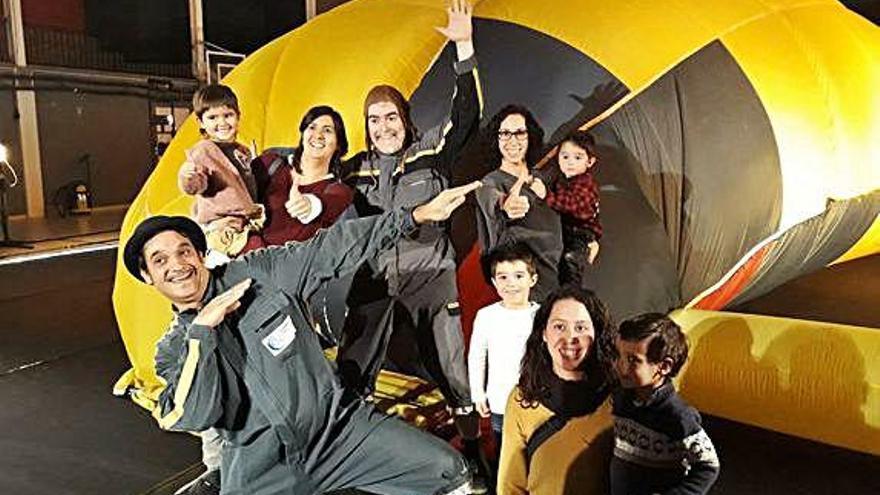 Anna Roca amb l'obra «Momo» obre l'Empordanet a Escena a Verges