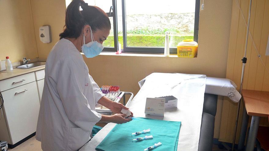 Vilagarcía ya vacunó de la gripe a más vecinos que en toda la campaña anterior
