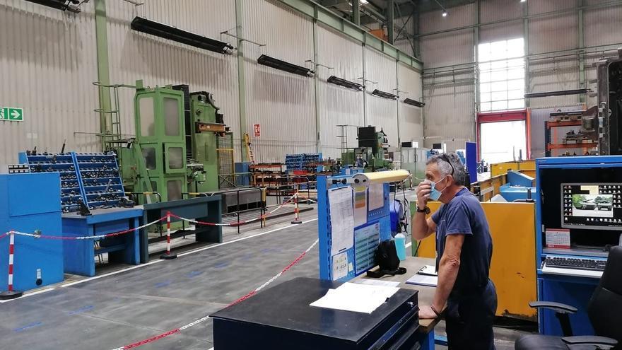 Los precios industriales crecen el 3,7% en marzo en Castilla y León
