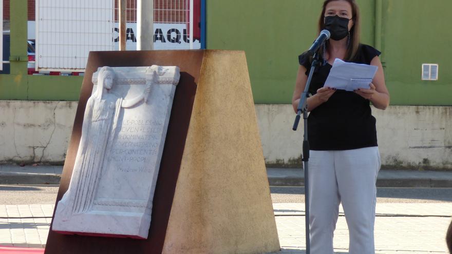 Figueres celebra l'onze de setembre amb acte institucional i sardanes