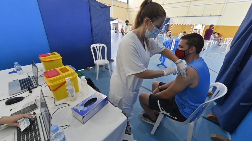 Los vacunódromos de Castellón cierran sus puertas a finales de septiembre