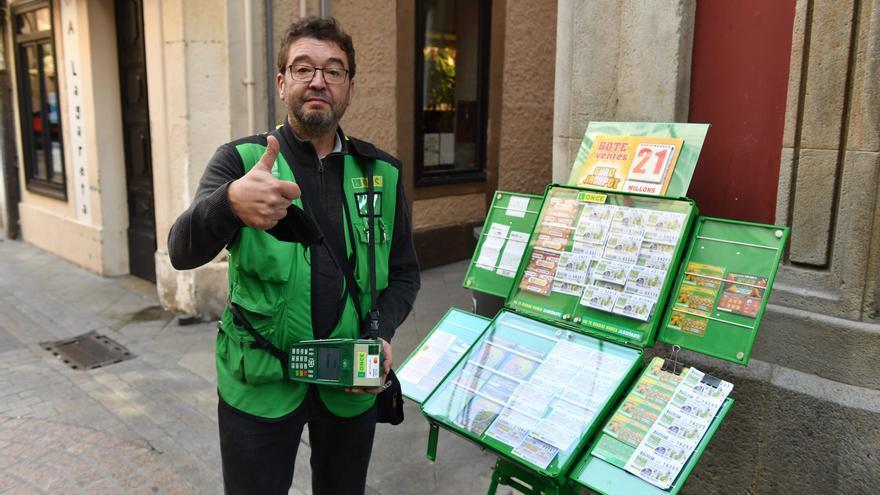 El cupón de la ONCE deja en A Coruña y Arteixo más de medio millón de euros en premios