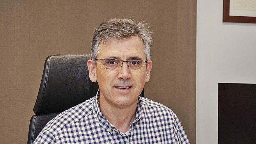 Carlos Álvarez: «A Vilamalla desitgem poder tenir una escola completa»
