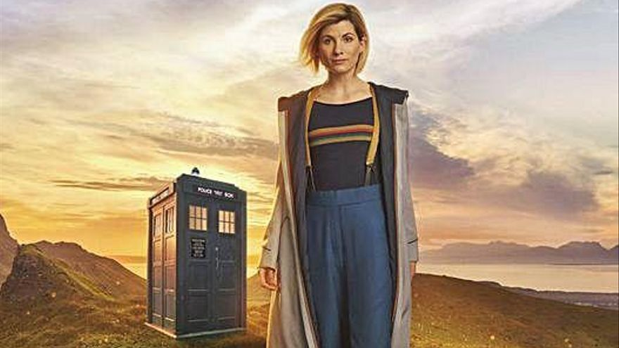 La dotzena temporada de «Doctor Who»  no arribarà fins al 2020