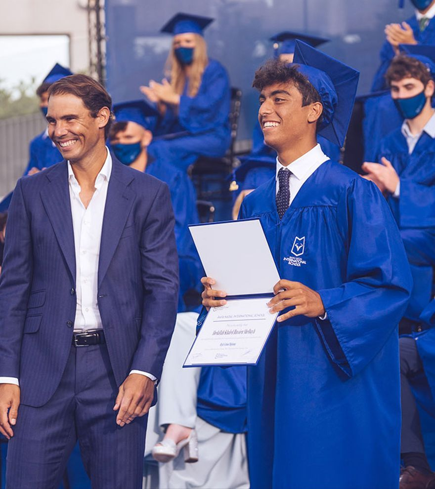 Rafa Nadal International School: beneficios de la digitalización en la educación