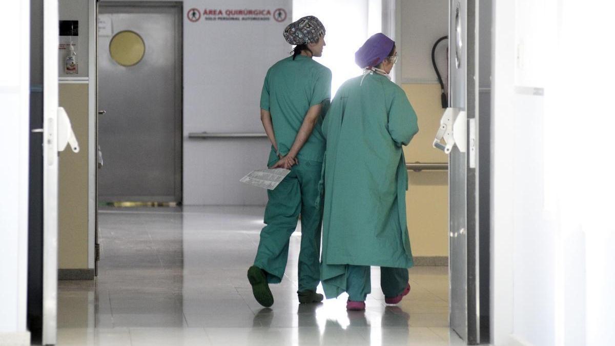 El SAS indemnizará con 29.000 euros a un enfermero al que se saltó en la Bolsa