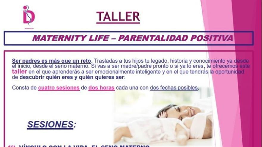 Maternity life -  Parentalidad positiva