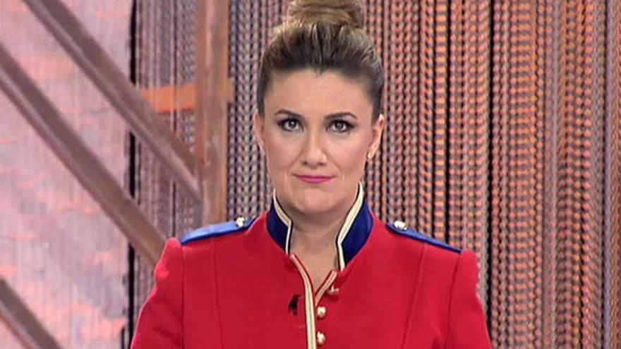 Los problemas en la televisión de Carlota Corredera