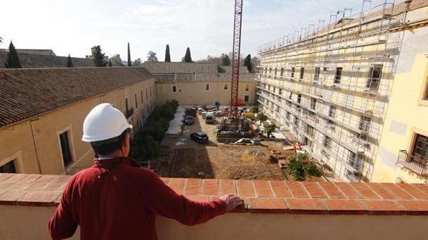 Urbanismo concederá licencia para la cafetería del centro de interpretación de la Mezquita-Catedral