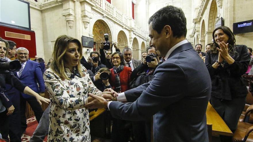 El PSOE ganaría las andaluzas y la suma de PP, Vox y Cs volvería a superar a las izquierdas
