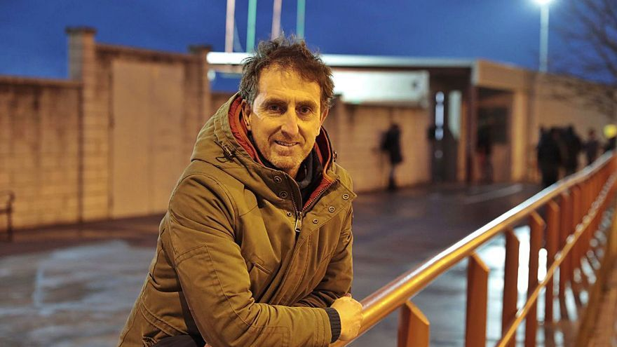 """La historia de Eraña hijo: """"Me fui del Sporting porque quería ser titular"""""""