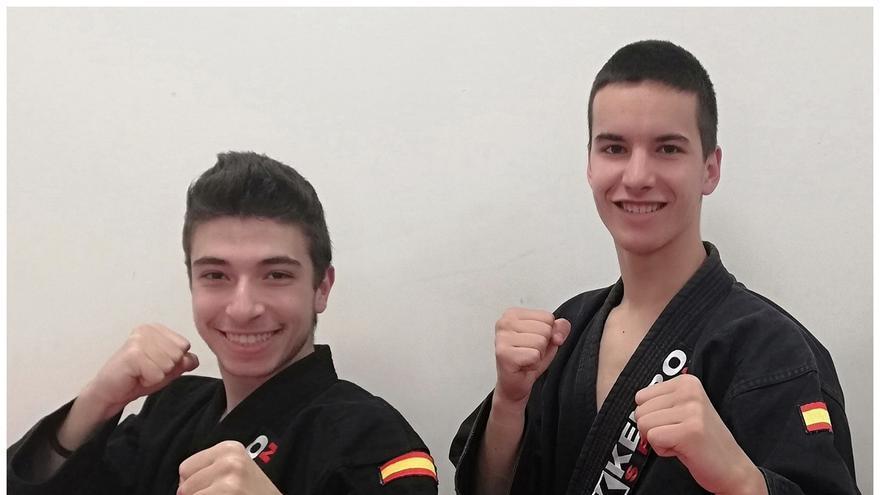 Dos representantes del Kenpo Vilagarcía estarán en Turquía