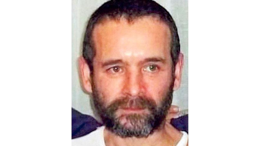 Luis Enrique Insua, de 56 años, desaparecido desde finales del mes de julio