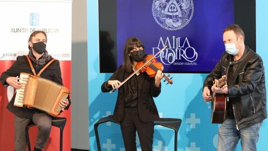 La banda gallega Milladoiro prepara nueva gira para celebrar 40 años de vida