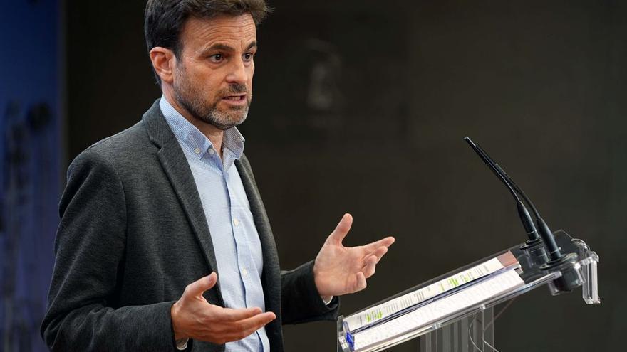 """Unidas Podemos defiende que la autodeterminación y la amnistía tienen """"encaje constitucional"""""""