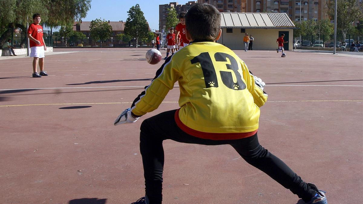 Los Jocs Esportius movilizan a miles de niños en la ciudad