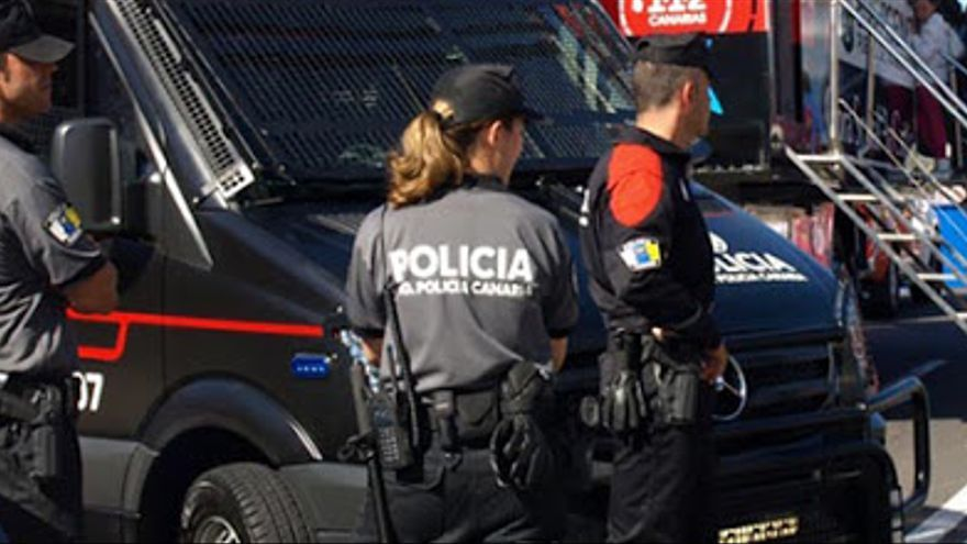 Los aspirantes a la Policía Canaria repiten el examen anulado sin incidencias