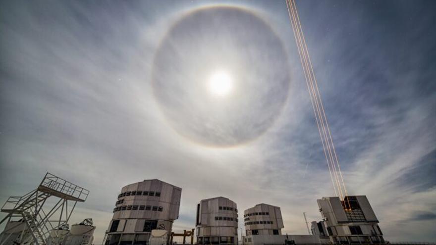 Los telescopios cuánticos revolucionarán la astronomía