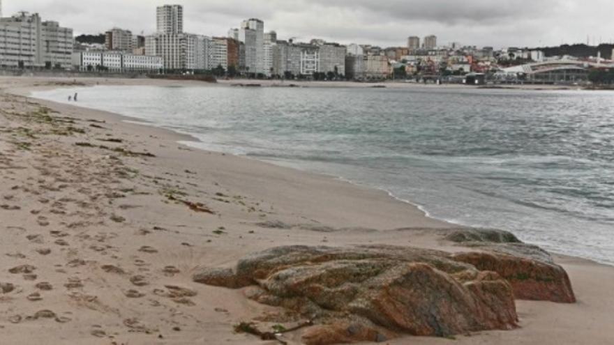 Playa de Orzán-Matadero